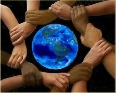 one-world-one-race-hands